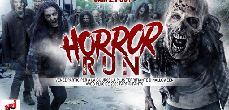 Samedi 27 Octobre 2018 - Horror Run